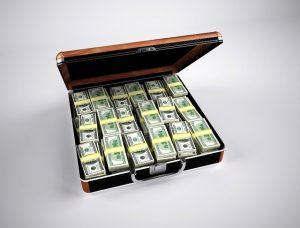 הר הכסף - קופסא מלאה בכסף
