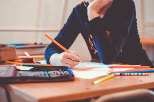 תלמידה
